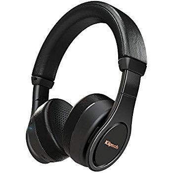Klipsch Reference On-Ear Bluetooth Headphones (Black) FS $142