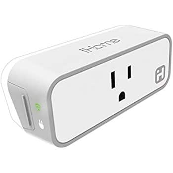 iHome ISP6X Wi-FI Smart Plug/Outlet $20.92