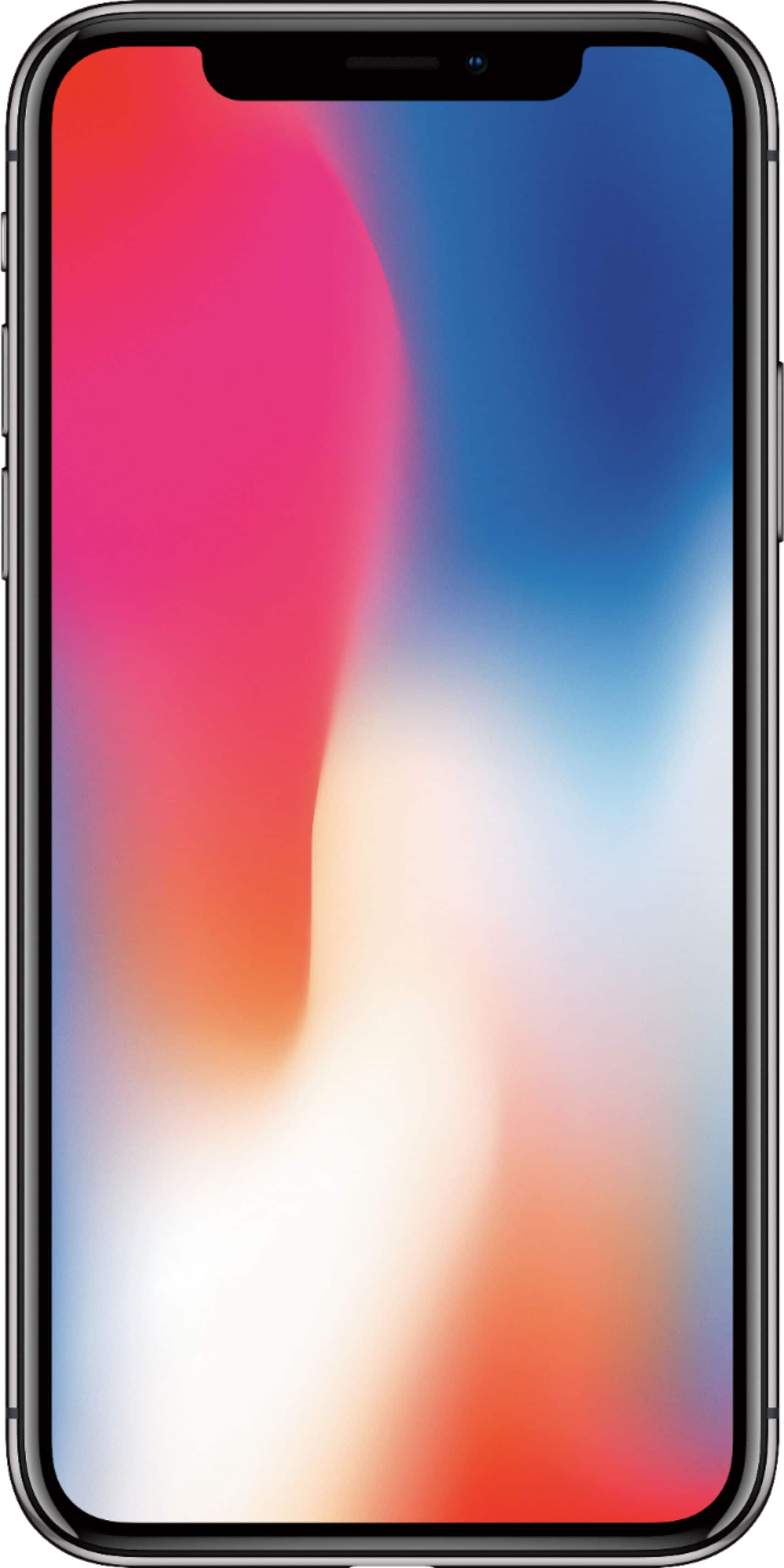 Best Buy Apple - iPhone X 64GB (Unlocked) - Space Gray (with