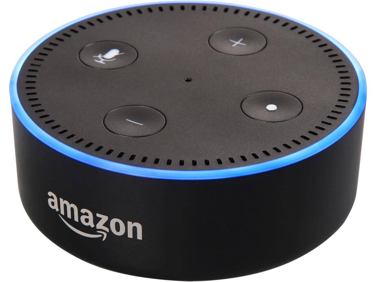 Echo dot 2nd Gen and $10 Newegg Card for $39.99 at Newegg