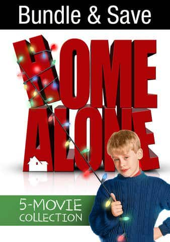 Home Alone 5-Movie Collection ??Blu-Ray Disc?? AND HDX Digital at Vudu for $19.99