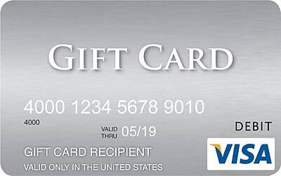 Office Depot Visa Gift Card Deal