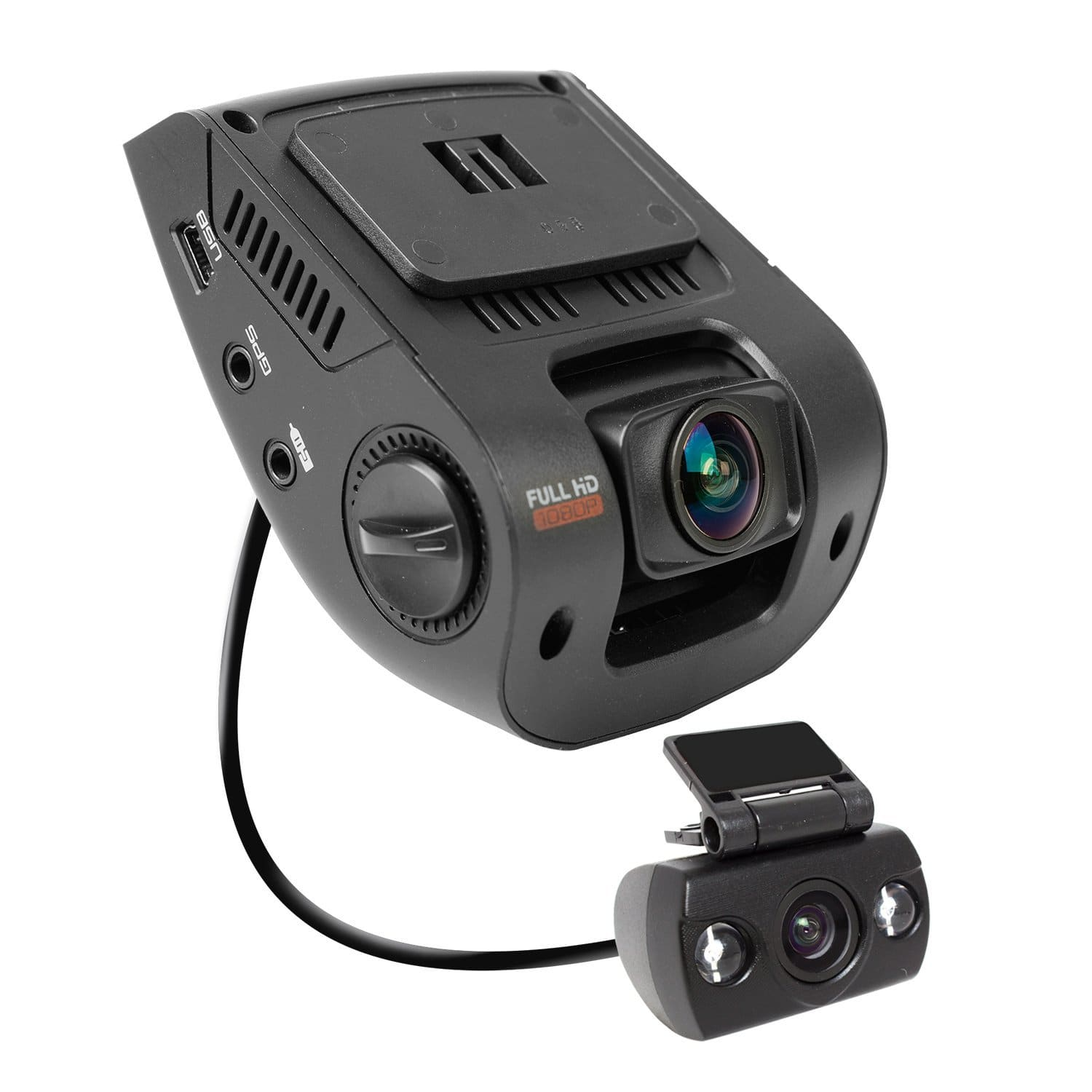 Rexing V1P Dual Channel 1080p Dash Cam $94.49 + Free Shipping @ Amazon
