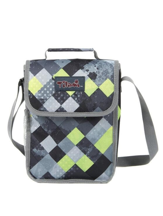 Lunch Bag Cooler Insulated Picnic for School, Camping, Beach, Travel, Car Trip- $6.99 AC @Amazon