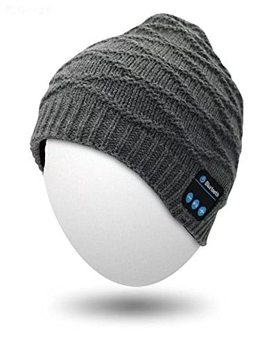 Unisex Outdoor Sport Bluetooth Beanie with Rechargeable Stereo Speaker Microphone $9 +Free Shipping