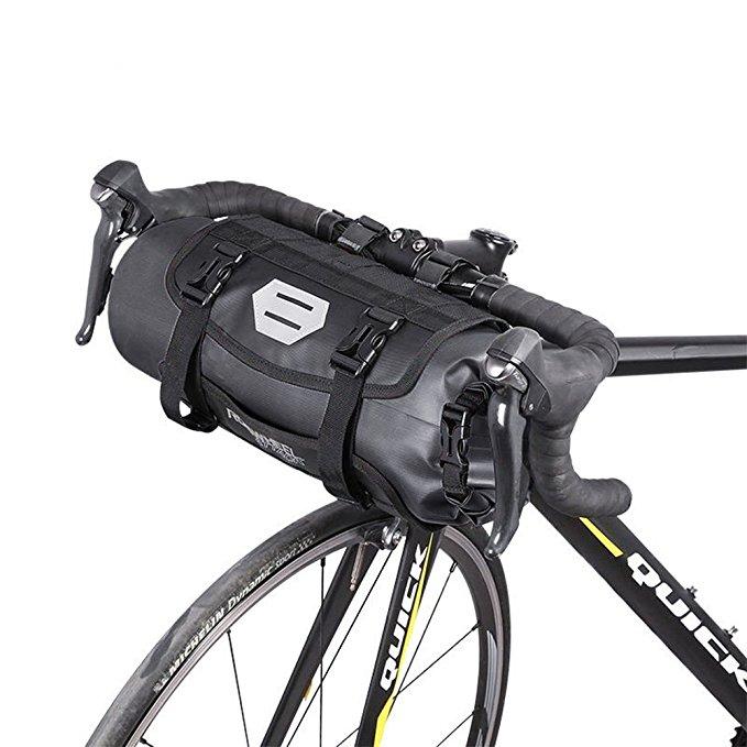 Waterproof Large Capacity Detachable Handlebar Cycling Bag- $23.79 FS w/Prime