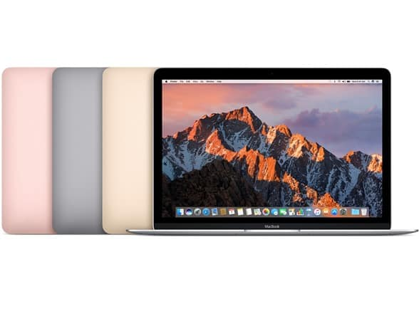 """Apple 12"""" Intel Core M5 512G SSD Macbook (Early 2016)- $999.99- Woot"""