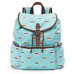 Candie's® Nicole Cupcake Backpack $24.00 + fs @kohls.com