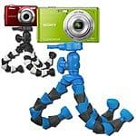 Sunpak PlatinumPlus FlexPod Gripper Plus for Digital Cameras With Ballhead and Quick-Release Plate $6.99 + ship @gearxs.com