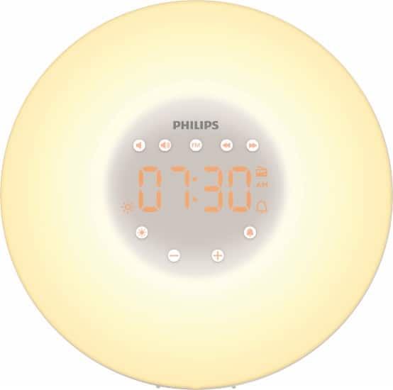 Philips Wake Up Light at Best Buy, 4 hour sale, $60