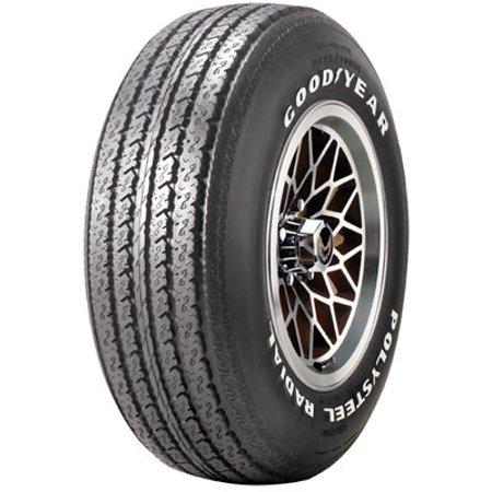 Goodyear P22570 R15 Polysteel Rwl Ll Tires 6 At Walmart Bampm