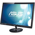 ASUS VS247H-P $124.99 AC AR - FRY's One Day Sale w/ Code
