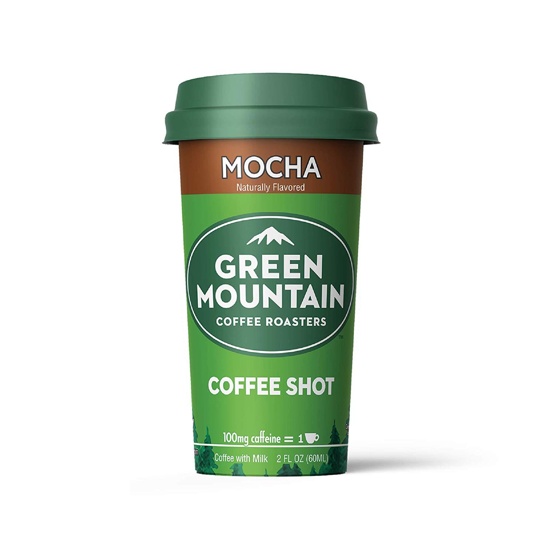 Forto Coffee Shot, Chocolate, Mocha, or Sweet & Creamy $0.95 + FS w/ Prime
