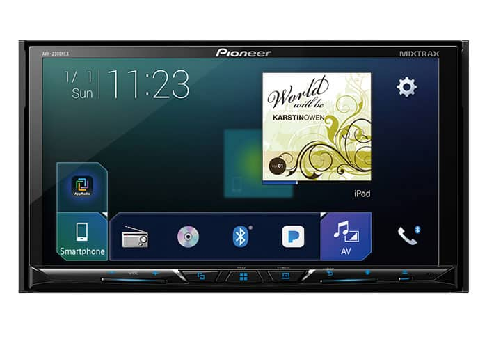 "Pioneer 7"" Multimedia DVD Receiver - AVH-2300NEX - $251 AC shipped."