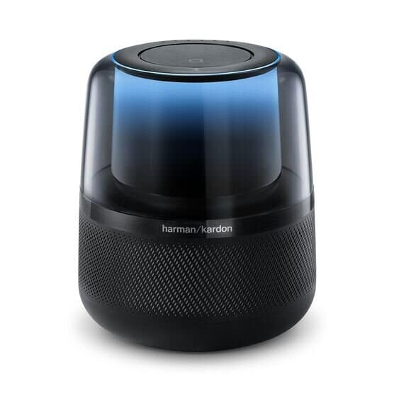 Harman Kardon AllureHub Powered Bluetooth/Wi-Fi speaker W/Alexa voice control, $70 $69.99