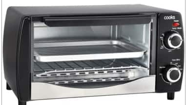 5 For Cooks 4 Slice Toaster Oven After Coupon And Rebate
