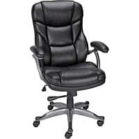 Staples Osgood Bonded Leather High-Back Manager's Chair Instore only  $  99.99 + get $  40 back in rewards (05/02 only)