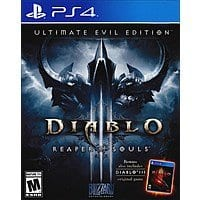 Best Buy Deal: Diablo III: Reaper of Souls — Ultimate Evil Edition - PlayStation 4 & Xbox One @Bestbuy $29.99 ($23.99 with GCU)