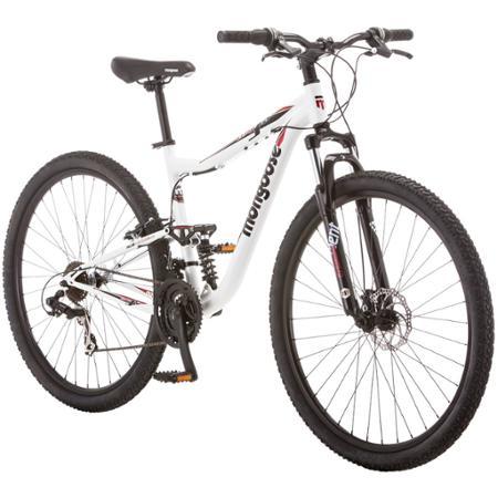 "29"" Mongoose Ledge 3.5 Men's Mountain Bike, White/Red $59 or 27.5"" Mongoose Ledge 2.2 Men's Mountain Bike $59 @ Walmart B&M YMMV"