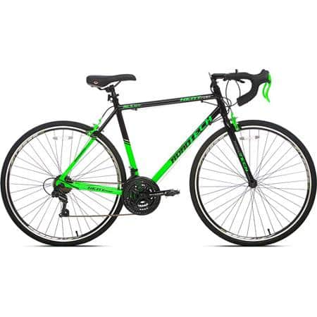 700c Men's Kent RoadTech Road Bike, Green/Black $109 or lower Walmart B&M clearance