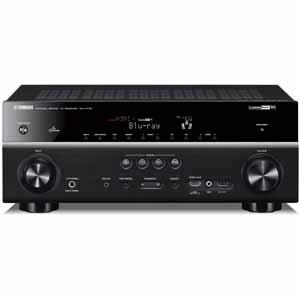 Refurbished Yamaha 7.2 Channel Network AV Receiver Model #RX-V775BTBL $248 after sunday primi code @ Frys