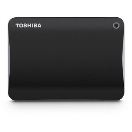 Toshiba 1TB Canvio Connect II Portable External Hard Drive @ Walmart B&M $30 (YMMV)