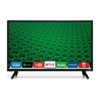 VIZIO 28 Inch LED Smart TV D28H-D1 HDTV + $75 Dell Promo GC - $160