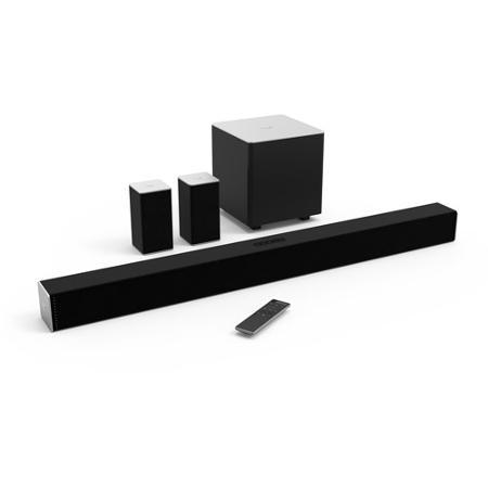 """VIZIO 38"""" 5.1ch Sound Bar System (SB3851-C0) $124 or less OR 38"""" soundbar $49 @ Walmart B&M (YMMV)"""