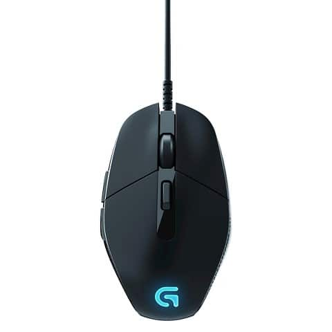 Target Store Clearance YMMV Logitech g302 gaming mouse $11.98
