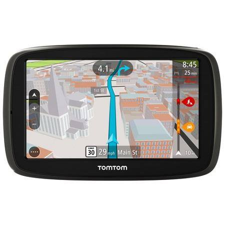 "TomTom GO 5"" 3D GPS Navigation unit $30 @ Walmart B&M *YMMV*"