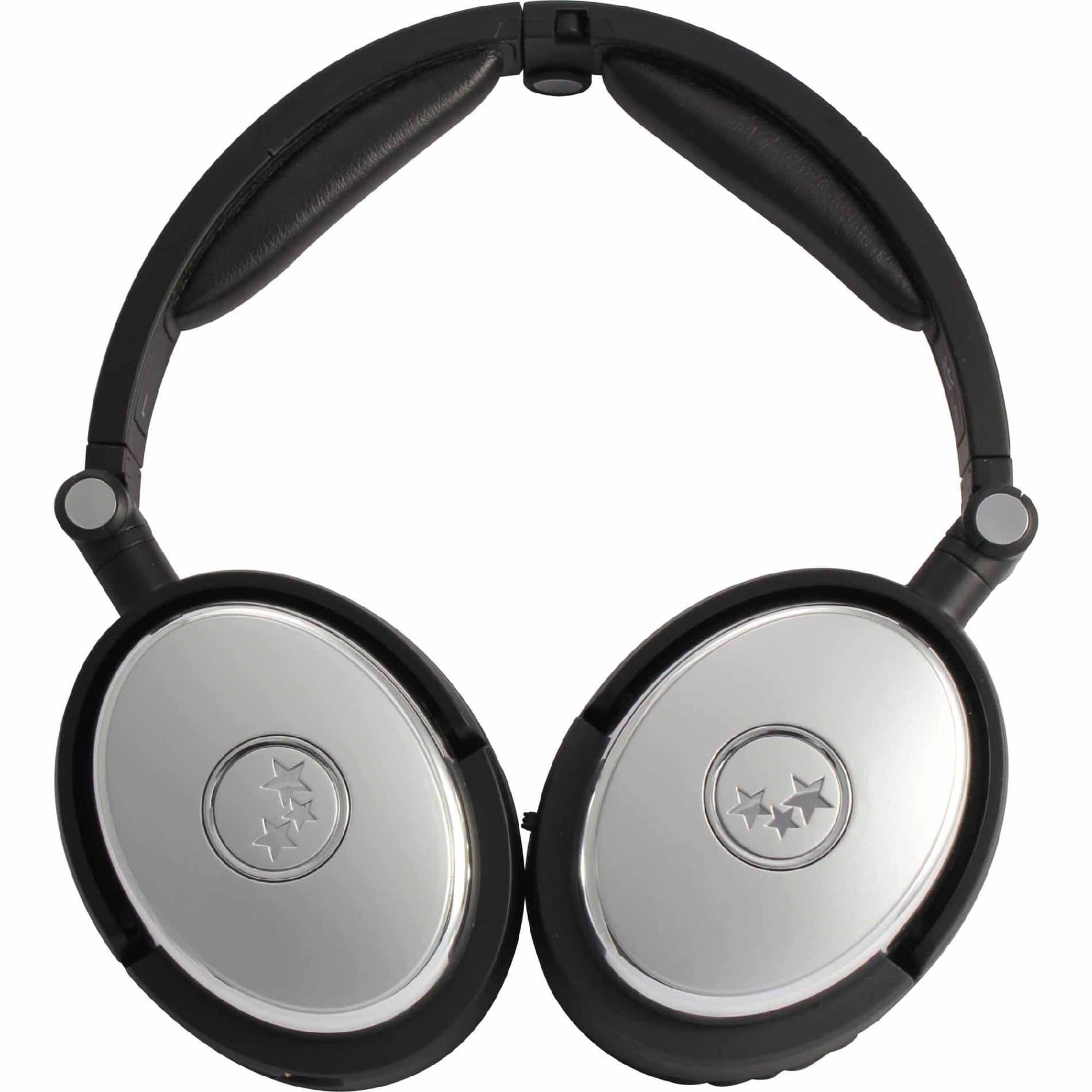 Able Planet True Fidelity® Around-the-Ear Active Noise-Canceling Headphones - Silver + upto $99 SYW points (No Roll) - $99 and More Options @ Sears