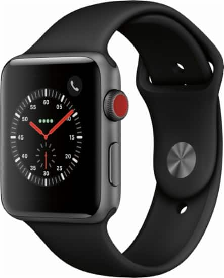 Apple Watch Series 3 42mm (GPS) Black+ $70 Kohls Cash + $18 Yes2You Rewards for $359 @ Kohls