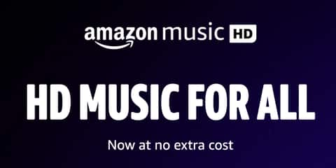 Amazon Music Unlimited Subscribers: Upgrade to Amazon Music HD for Free