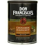 Don Francisco Cinnamon Hazelnut Coffee, 12 Ounce $3.44 or less + free shipping (additional flavors)