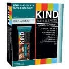 KIND Nuts & Spices, Dark Chocolate Nuts & Sea Salt, 1.4 Ounce, 12 Count $10.67 or less + free shipping (additional flavors/products)