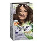 Clairol Natural Instincts Vibrant Permanent Hair Color 6g, Hot Tea, Light Golden Brown 1 Kit $1.14 or less + free shipping