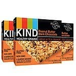KIND Bars: 15-Ct Healthy Grains Granola Bars  $7.50 & More + Free S/H
