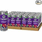 24-Pack of 8oz V8 +Energy Drinks (Pomegranate Blueberry) $10.50 w/ S&S & More + Free S&H