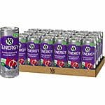 24-Pack of 8oz V8 +Energy Drinks (Various Flavors) from $10.50 w/ S&S + Free S&H