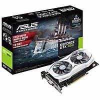 ASUS GeForce GTX 950 Video Card, Dual Cooling Fan