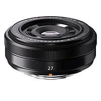 Fujifilm Lenses Sale: XF 27mm F/2.8 R & Others