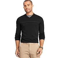 Men's Big and Tall Apparel: Sweaters or Pullovers