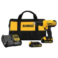 DeWalt 20V MAX Lithium Ion Compact Drill/Driver Kit + $19 SYWR Points