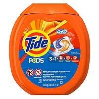 Prime Members: 81-Ct Tide Pods He Turbo Laundry Detergent (Free & Gentle)