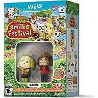 Animal Crossing: Amiibo Festival w/ Amiibo Figures (Wii U)