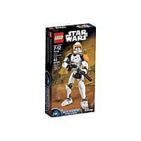 Lego Star Wars Clone Commander Cody Building Kit (75108)