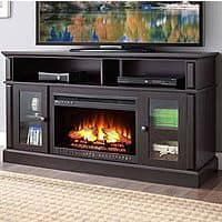 """Whalen Barston Media Fireplace TV Stand (up to 70"""")"""
