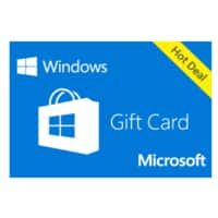 Microsoft Rewards: Windows Store Gift Card: $10 for 7000 Points, $5 for