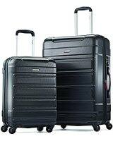 Samsonite Two-Piece Hardside Spinner Luggage Set (various style) $120 + Free S/H