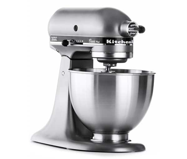 4.5-Quart KitchenAid Classic Plus Stand Mixer (KSM75SL)  $144 + Free Shipping